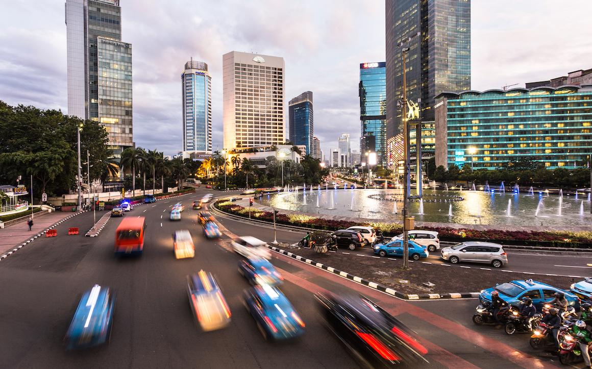 ยอดขายรถยนต์และความต้องการพลังงานของอินโดนีเซียกำลังเติบโตอย่างรวดเร็ว
