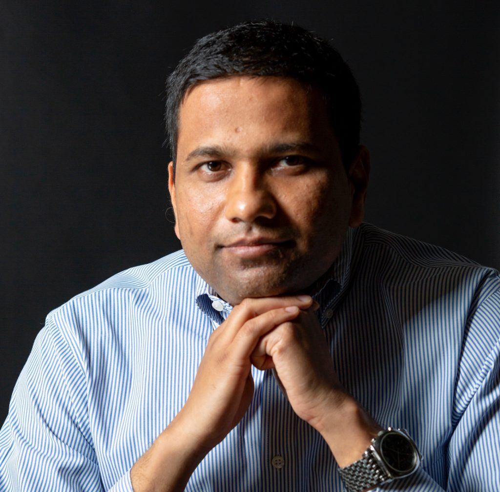 For Dhaval Bhandari, when innovation flows, the world grows